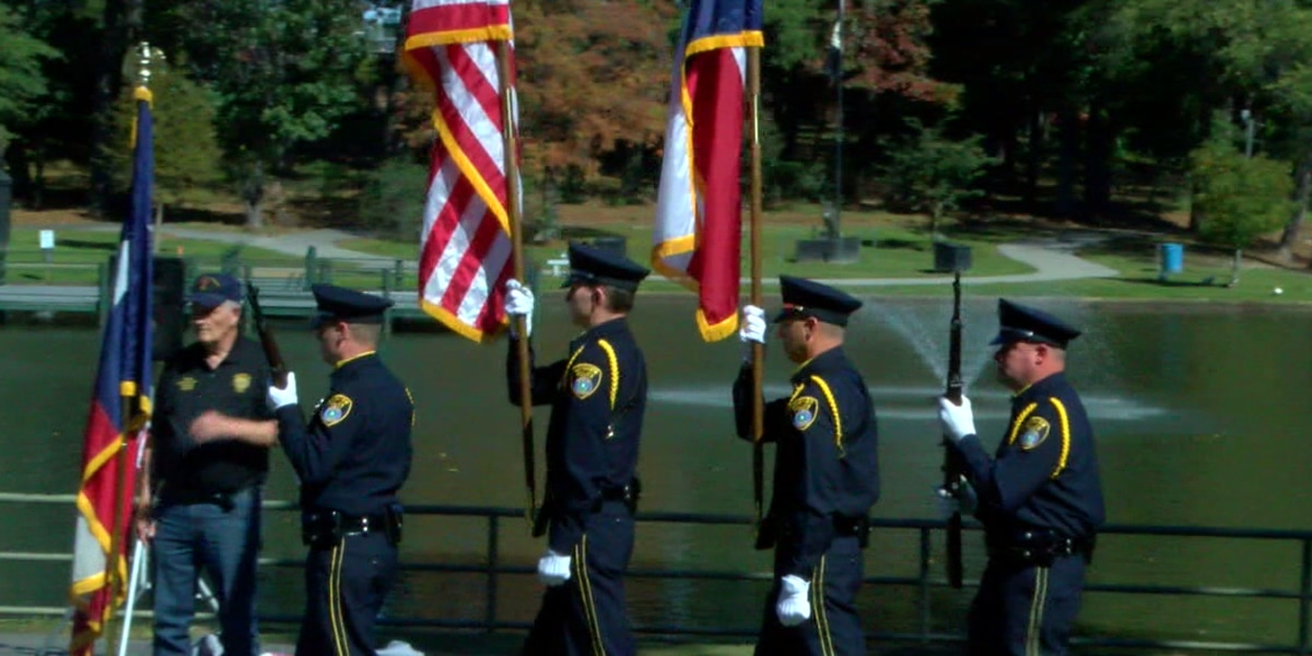 Longview hosts veteran recognition ceremony