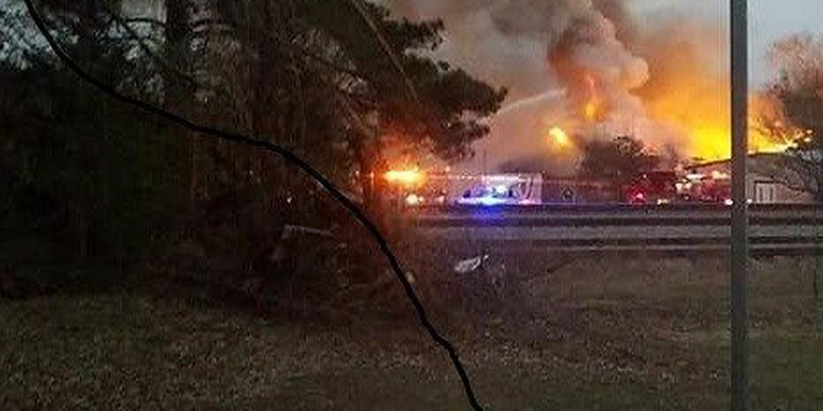 Troup church destroyed in early morning blaze