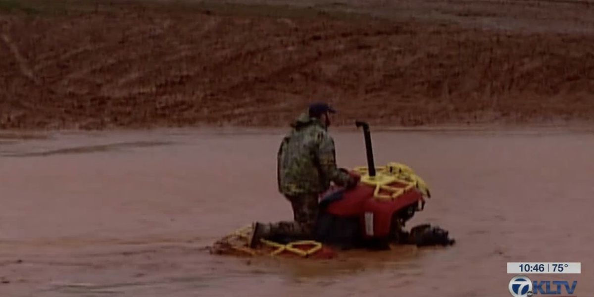 Texas game wardens on standby for coast deployment