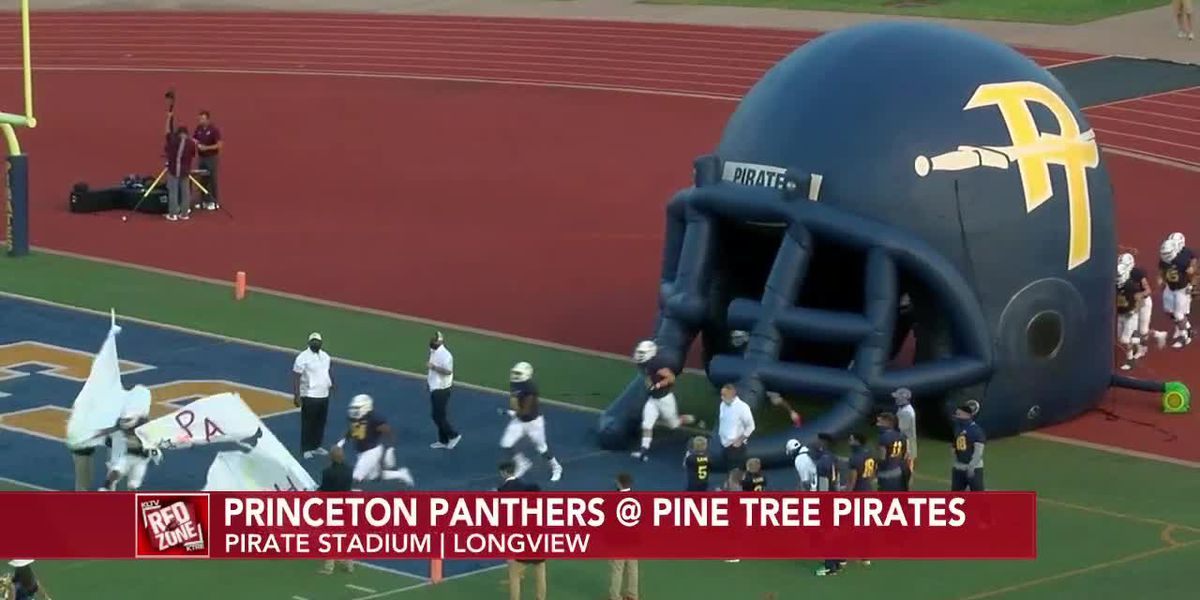 Week 5: Princeton vs Pine Tree