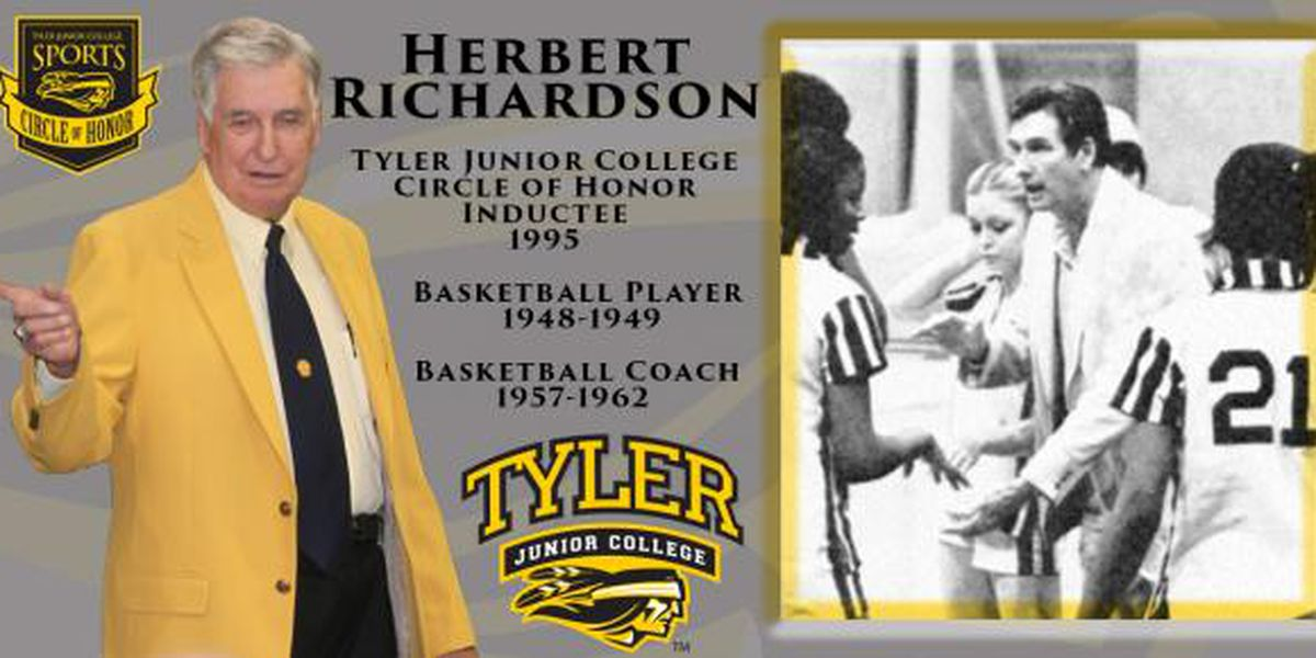 TJC legend Herb Richardson dies at 93