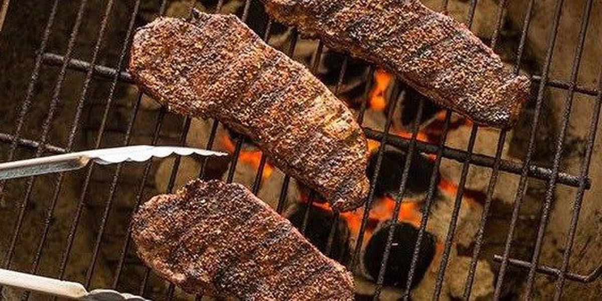 Steak lover's signature steak rub by Texas Beef Council