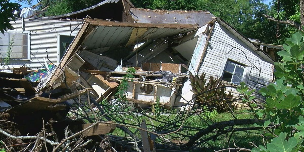 City of Alto tornado debris cleanup rescheduled