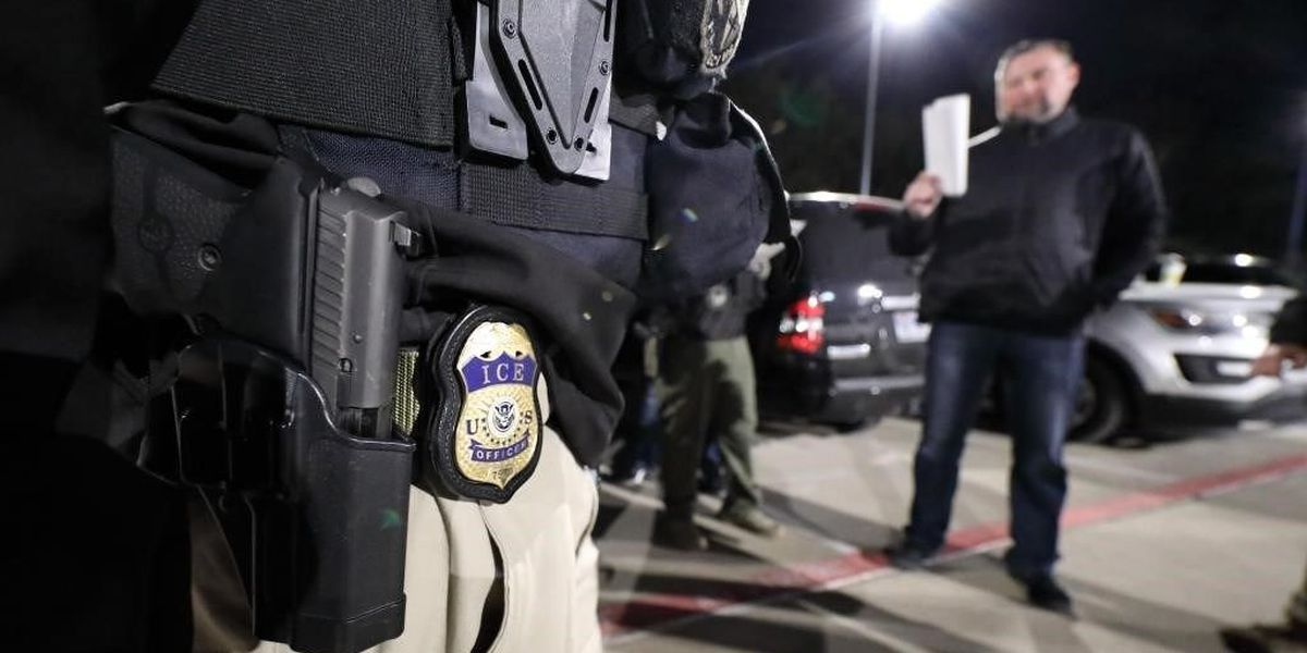 ICE arrests 89 accused of violating immigration laws, multiple East Texans in custody