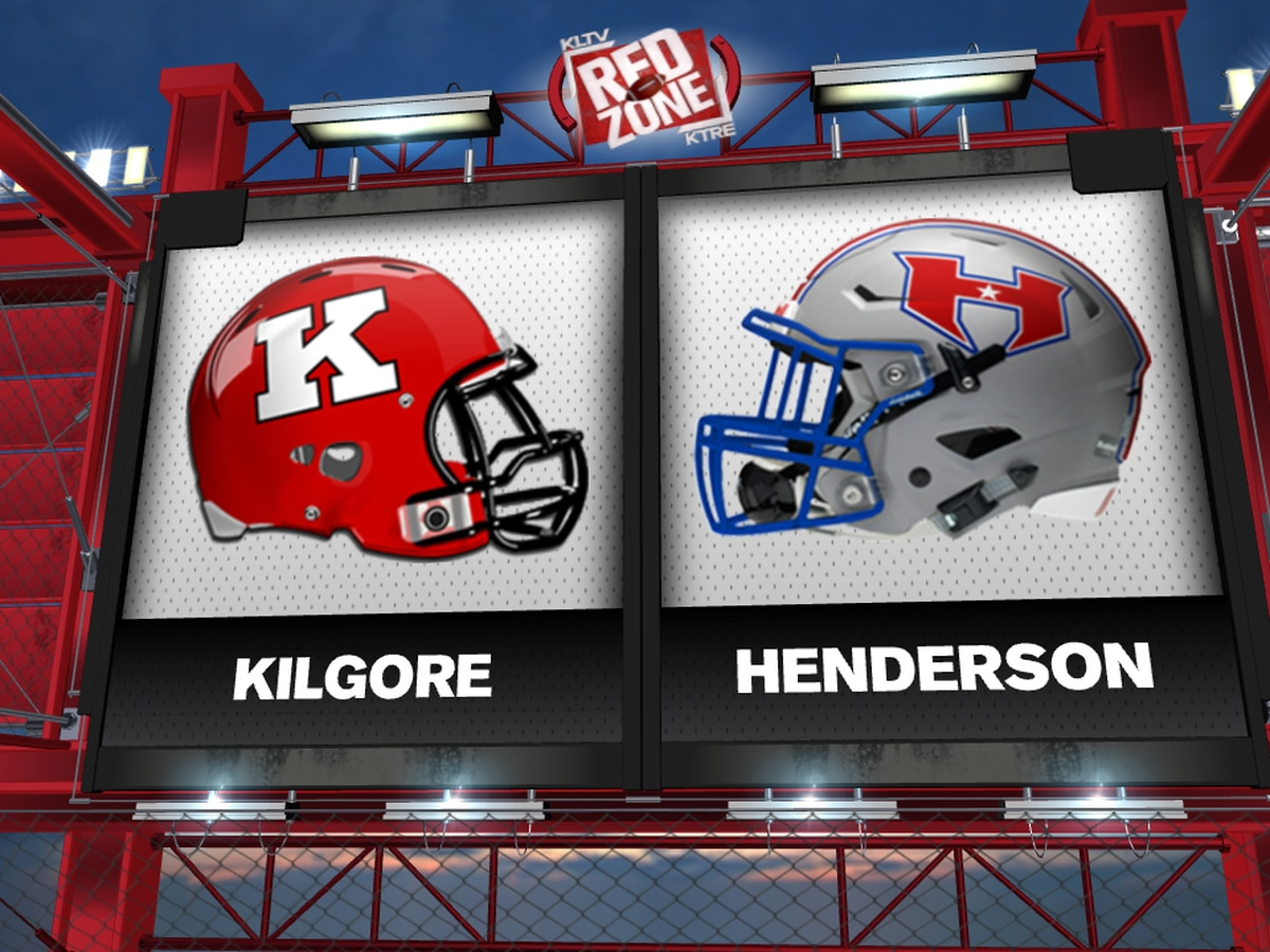 Henderson hosts Kilgore in Red Zone Game of the Week