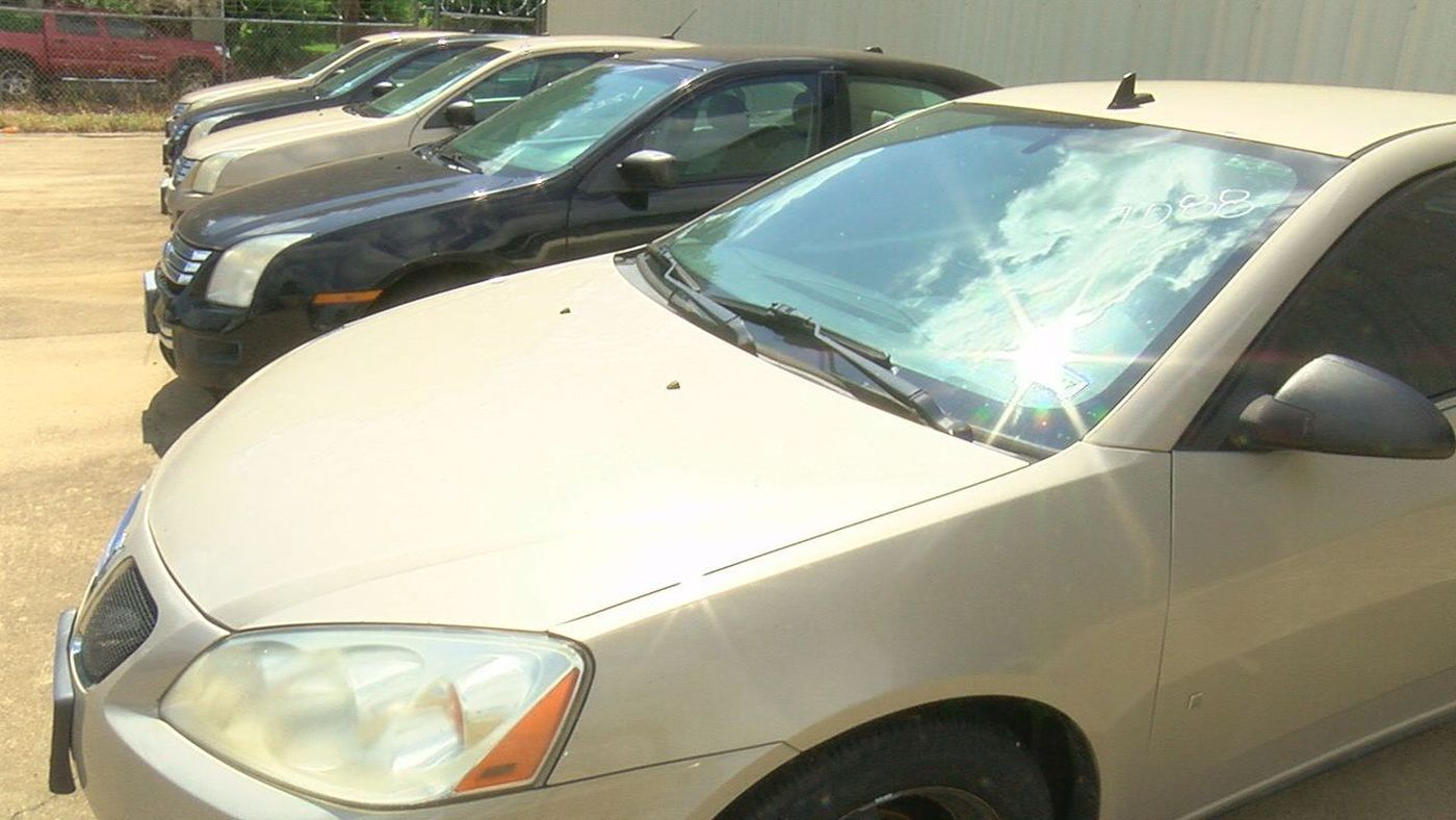 Retired Smith County vehicles headed to auction