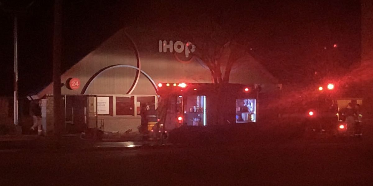 Tyler IHOP to remain closed for foreseeable future following fire