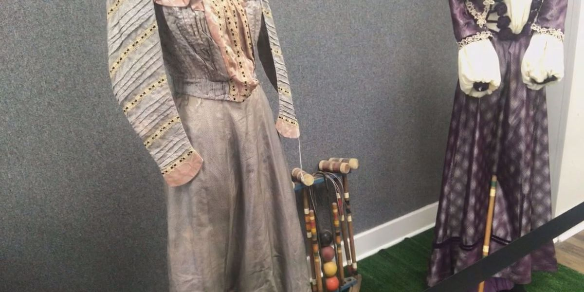 Gregg County Historical Museum exhibit features 19th century fashion, photography