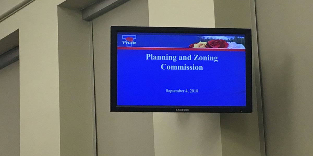 Tyler Planning and Zoning Commission approves zone changes