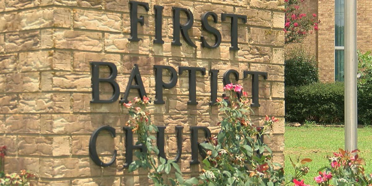 Mark in Texas History: First Baptist Church of Whitehouse