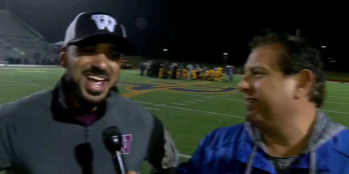 KLTV, KTRE Red Zone - Friday, WEEK 9: COACH INTERVIEW