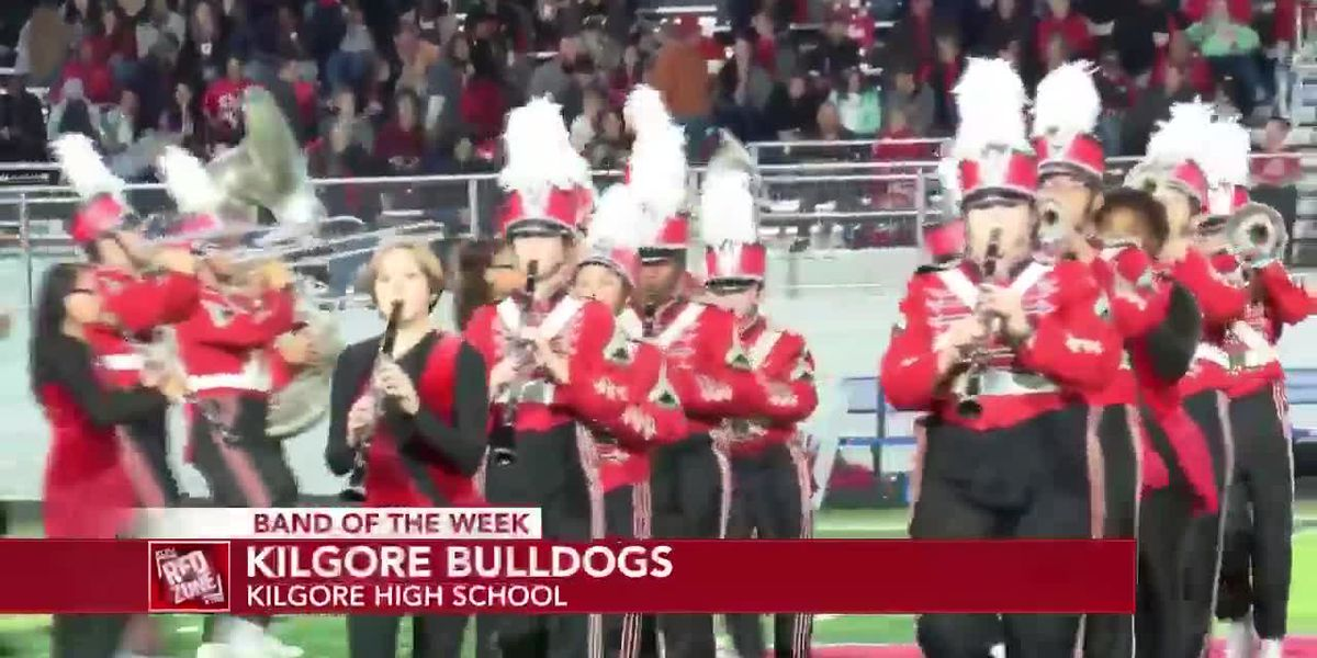 2019 Band of the Week, Week 8: Kilgore Bulldogs