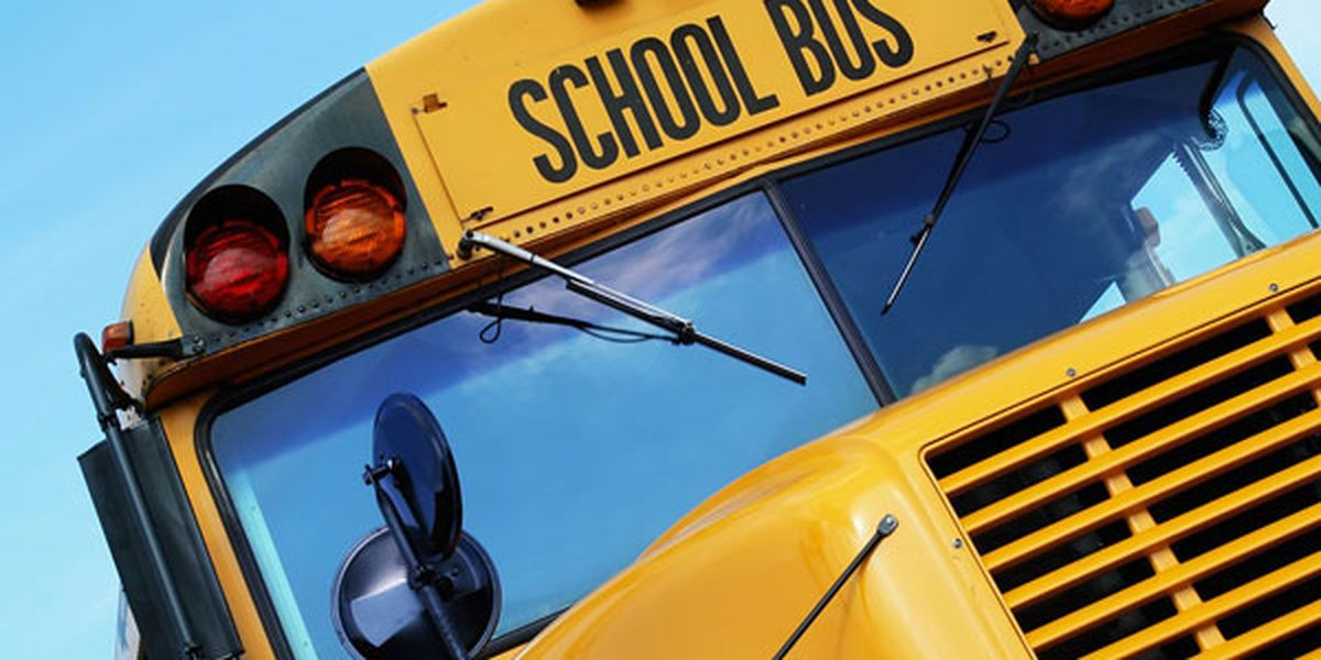 Marshall ISD bus involved in crash; no serious injuries