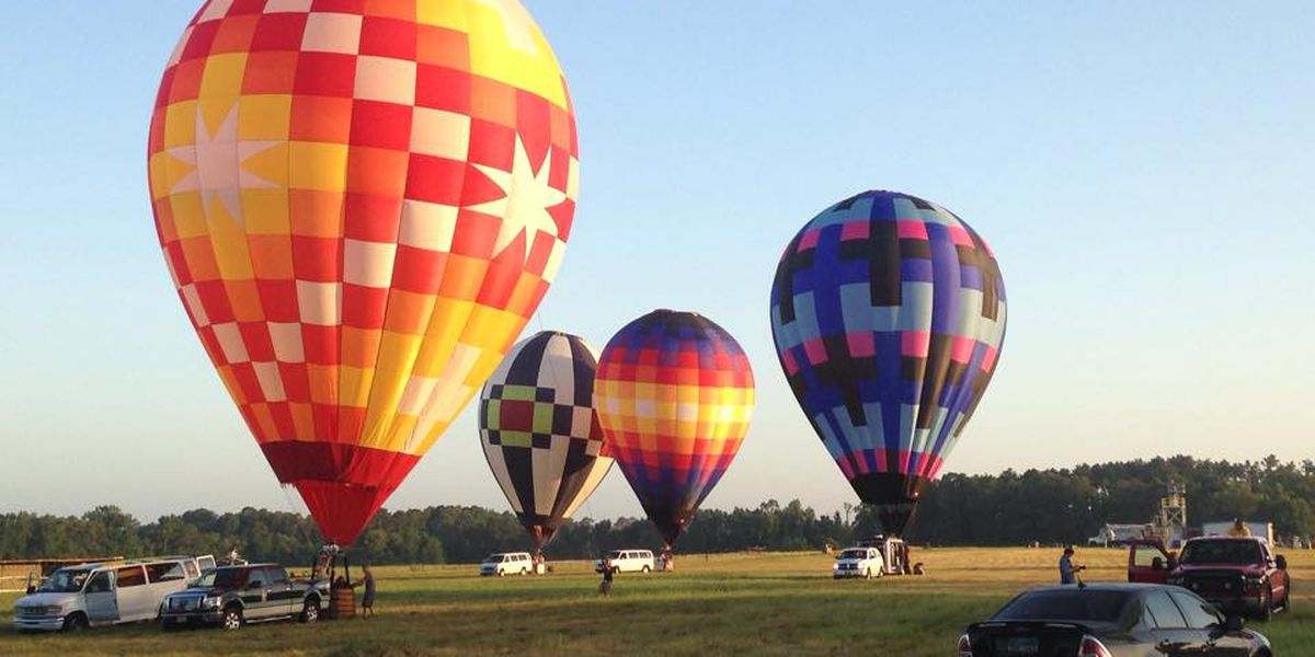 PHOTOS: Hot air balloonists take the skies