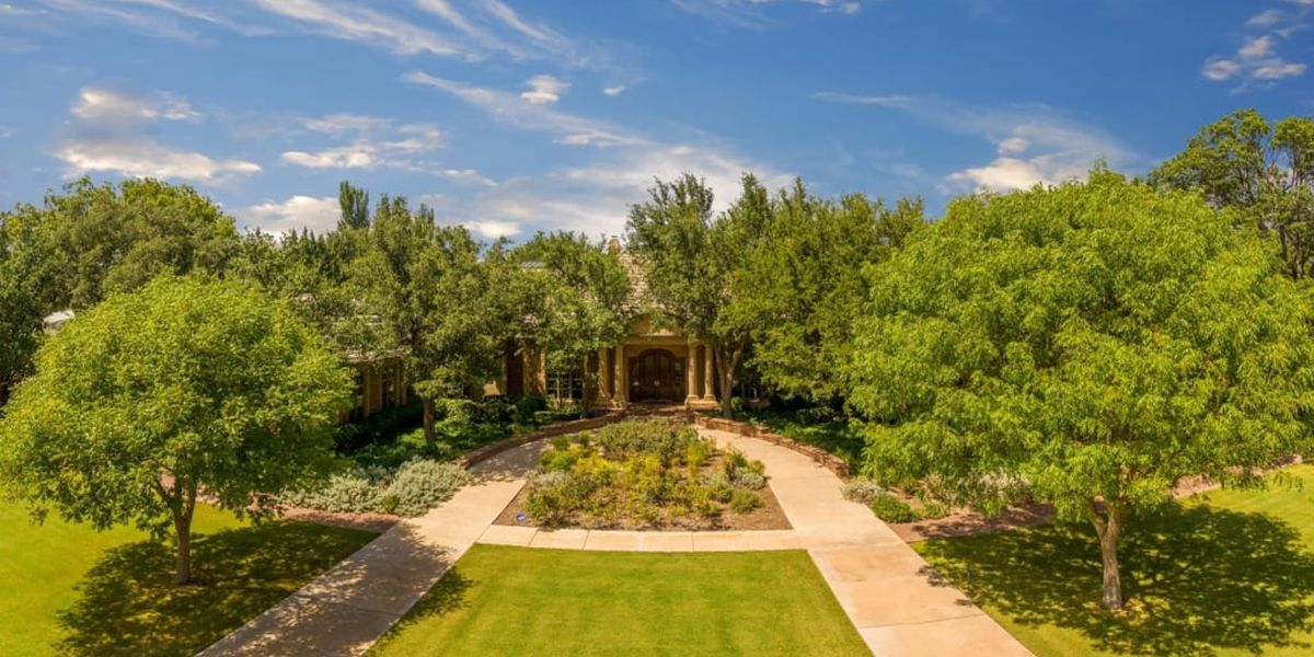 Texas Tech Chancellor's residence and furniture to be auctioned