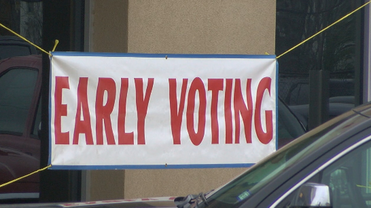 Smith County officials confident last year's election problems solved as early voting begins