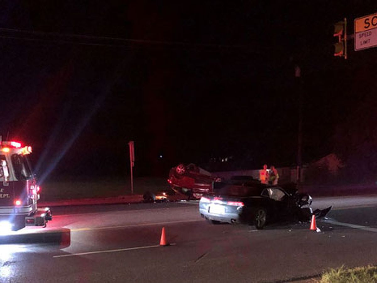 1 driver arrested for DWI after head-on collision on SH 64 near Tyler airport