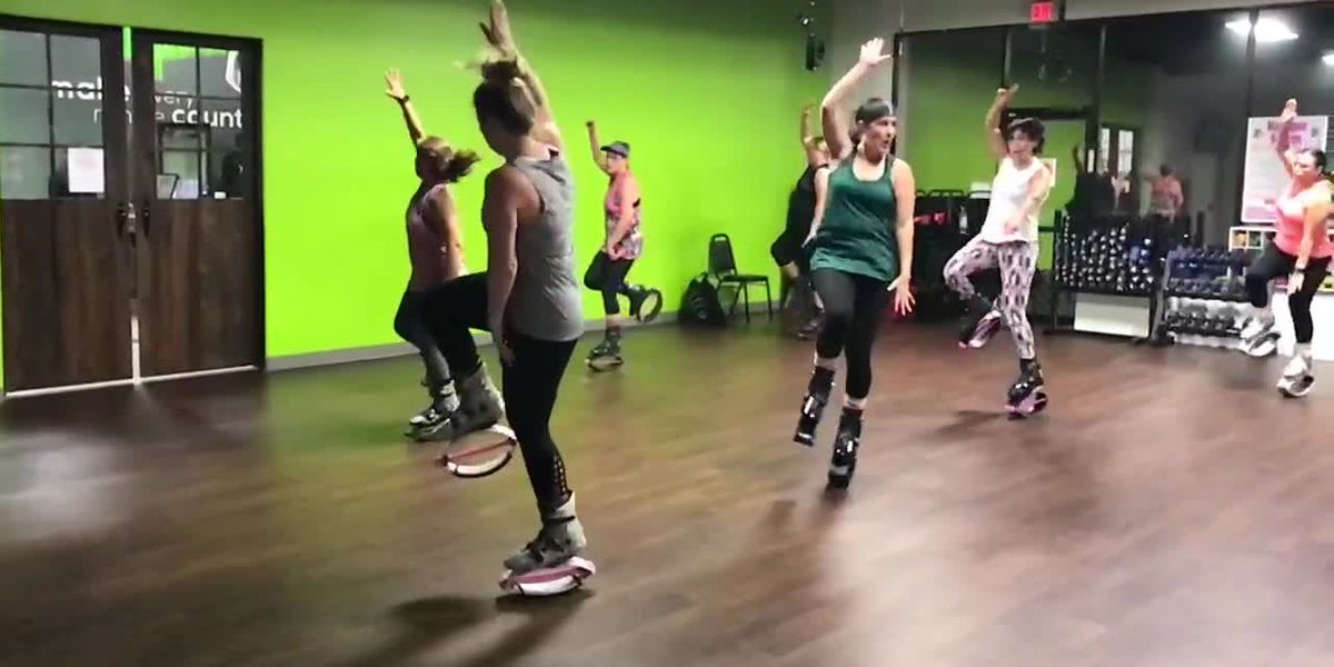WEBXTRA: East Texans bounce their way to healthy living in unique Longview fitness class