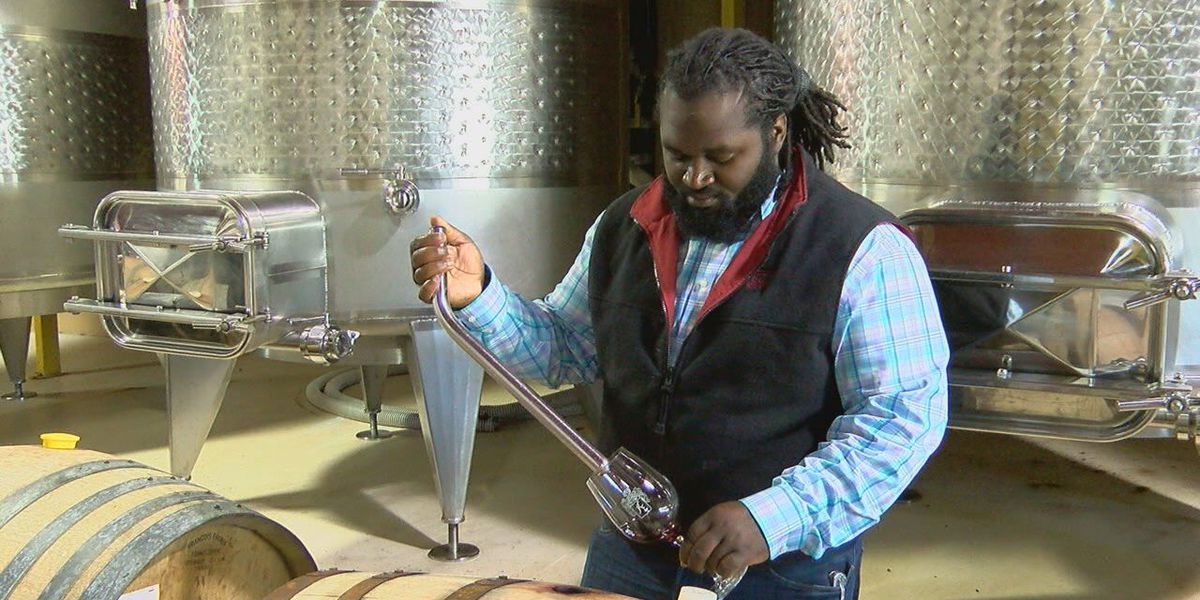 ETX winemaker reacts to California wildfires' impact on wine industry