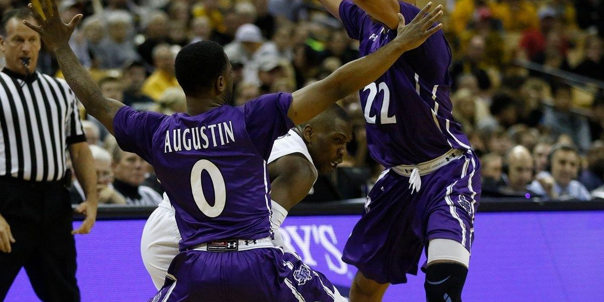 SFA fails to beat 2nd straight SEC school, falls to Missouri 82-81