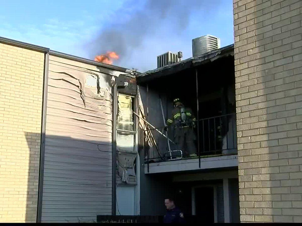 Tyler fire marshal: Apartment fire started from unattended cooking