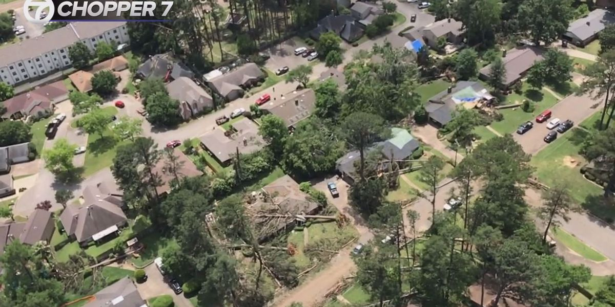 Longview mayor signs disaster declaration following May 8 storms