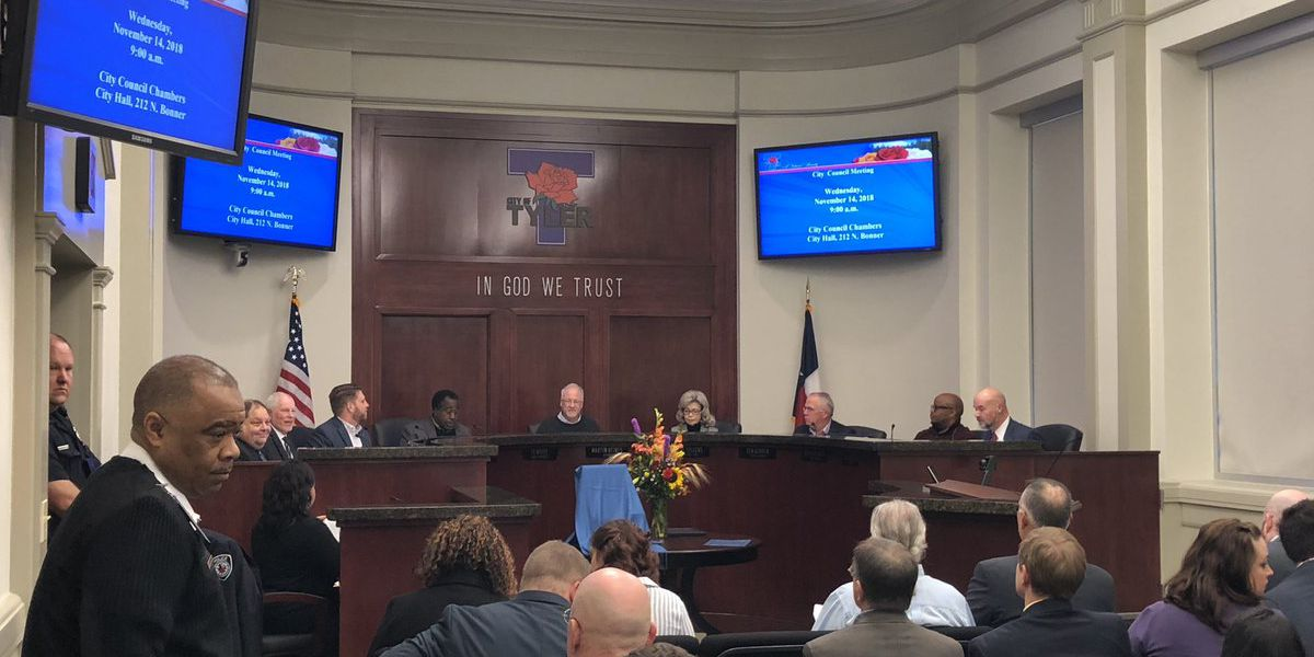 7OnScene: Tyler City Council Meeting, Nov. 14