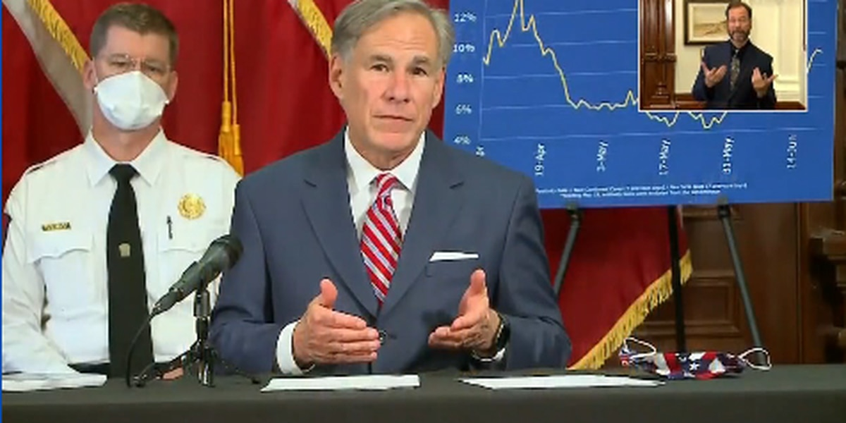 Local leaders echo Governor Abbott's guidance for slowing the spread of COVID