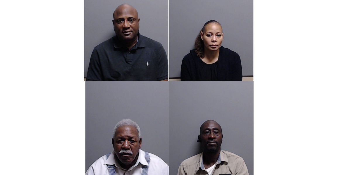 Gregg County commissioner, 3 others arrested in alleged vote harvesting scheme