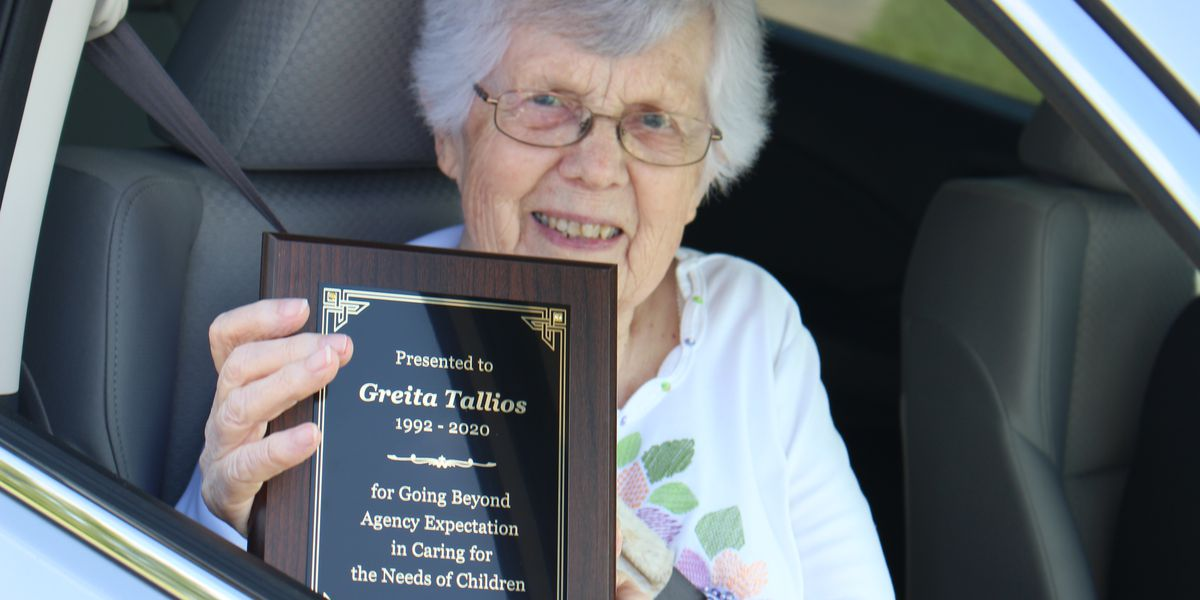 East Texas woman honored for fostering 70+ children over 28 years