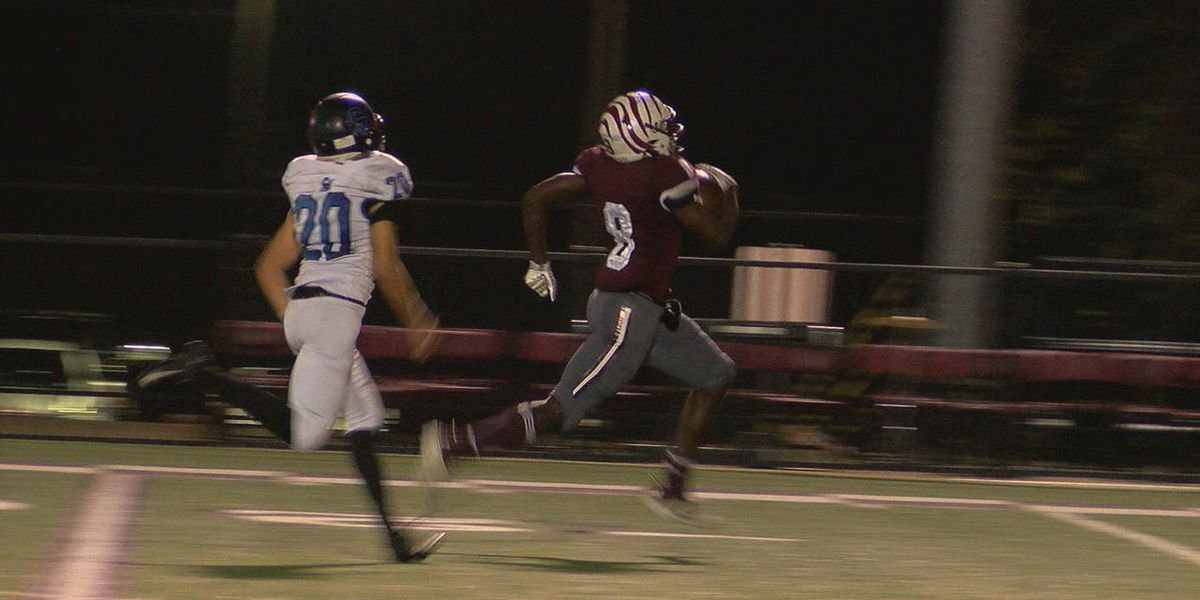 Jeremy Patton takes the spotlight in Tenaha's regional semifinal win