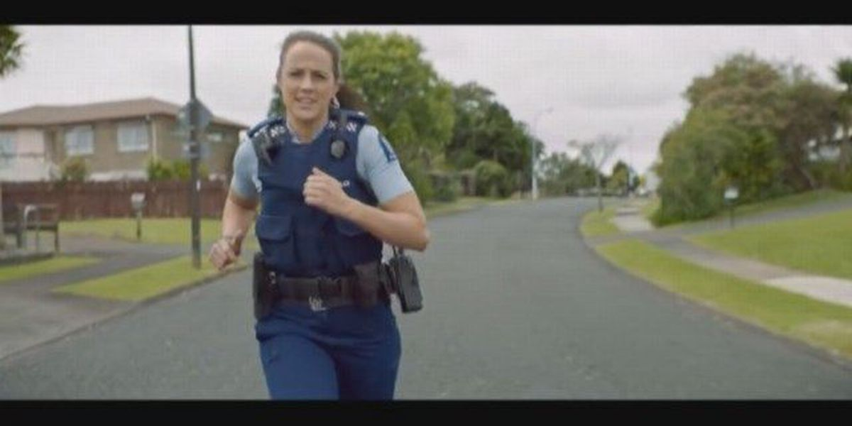 Funny police recruitment video goes viral