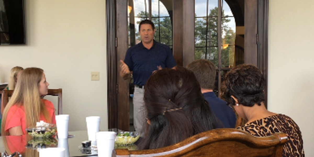 Longview mayor discusses vision for city during luncheon