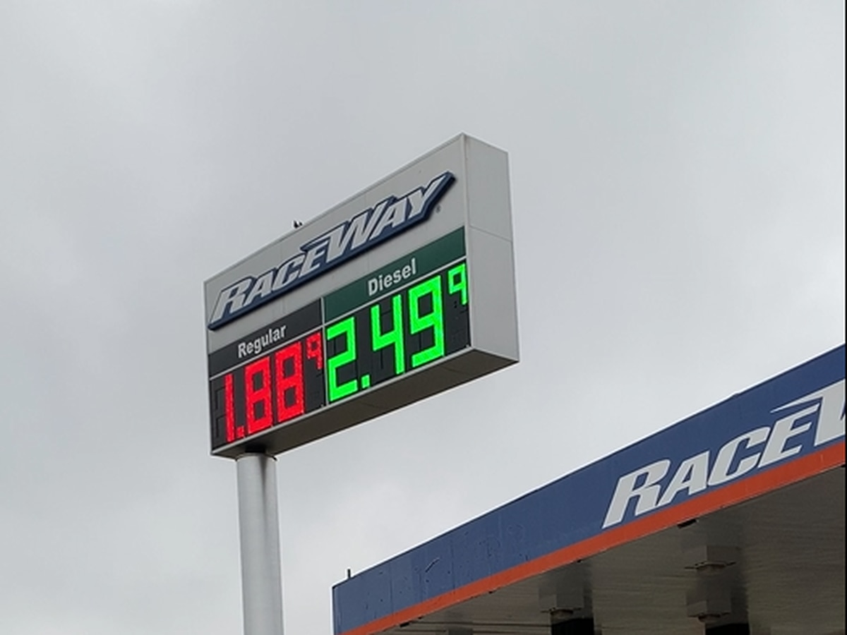 Coronavirus causes lower gas prices due to over-supply
