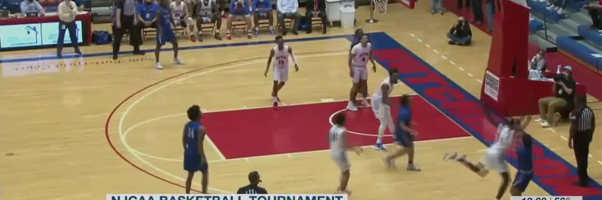 Trinity Valley wins, Kilgore falls in opening round of NJCAA Tournament