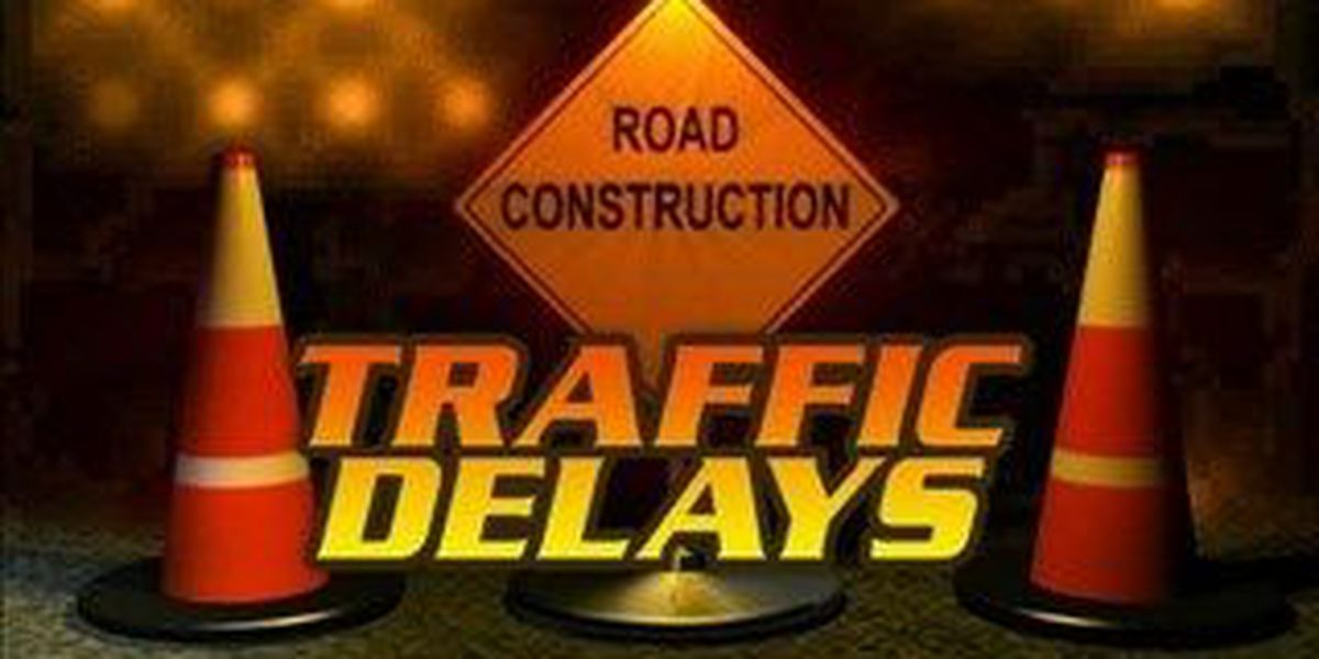 Roadwork to close various on/off ramps on I-20 in Smith County