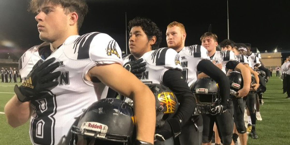 Timpson's historic season comes to an end after 49-7 loss to Shiner