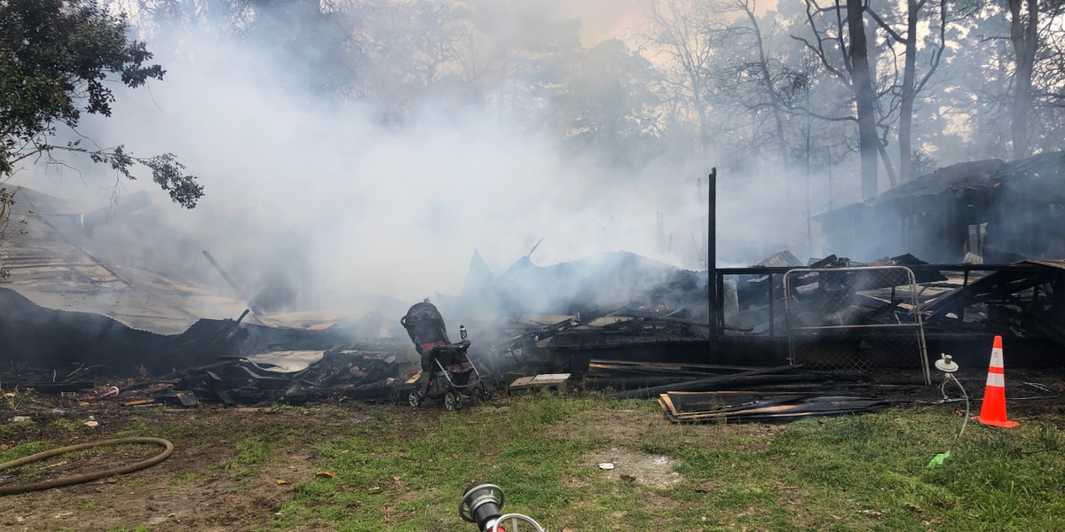 At least 25 firefighters, 5 departments respond to structure fire in Cherokee County