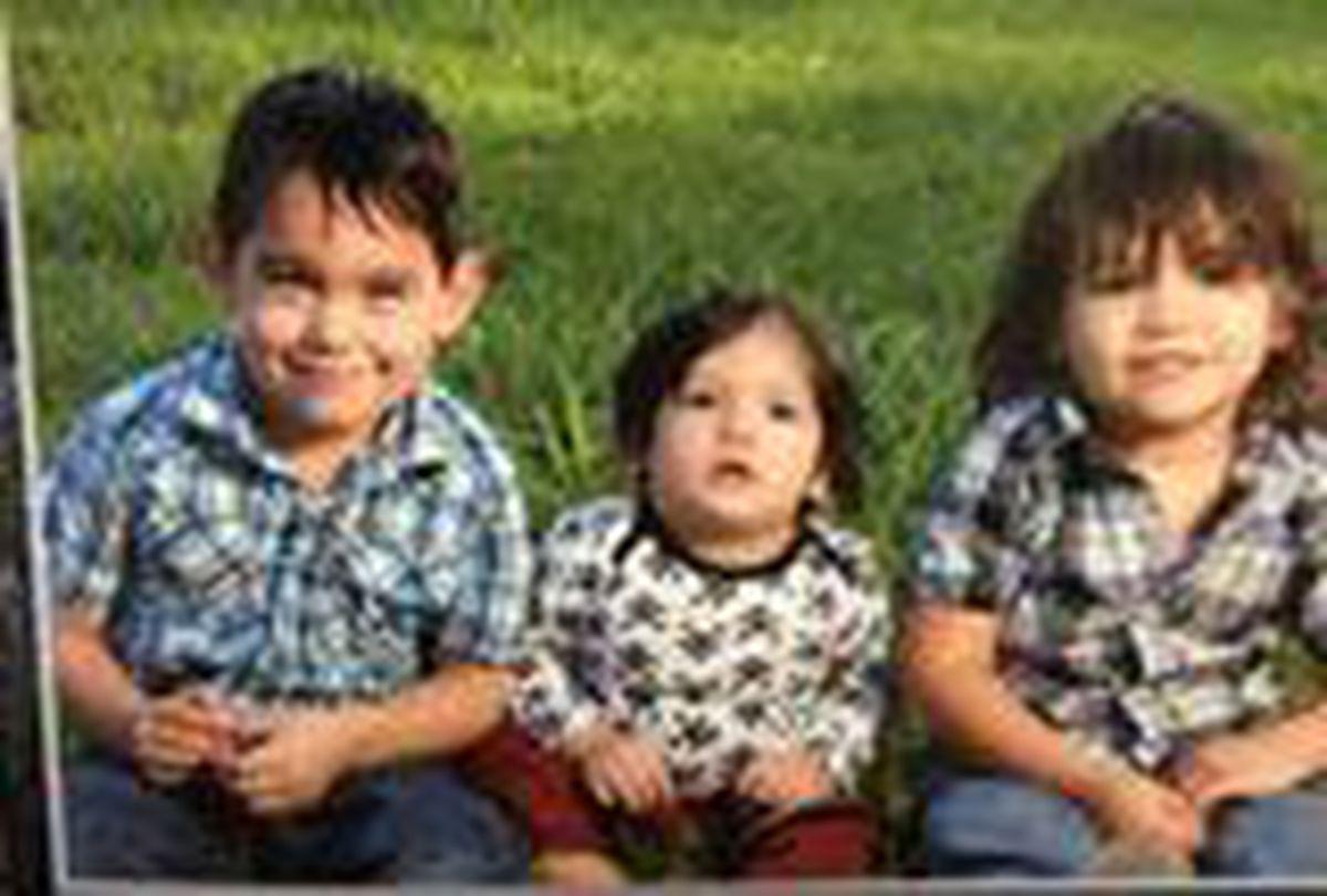 Amber Alert Canceled For Three Harris County Children