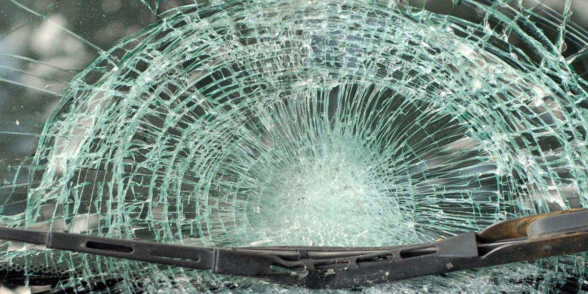 TRAFFIC ALERT: Highway 64W shut down near Henderson High School after wreck