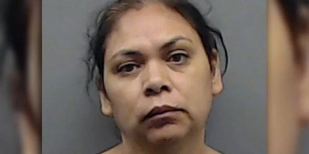 Woman formally charged for striking infant in head multiple times