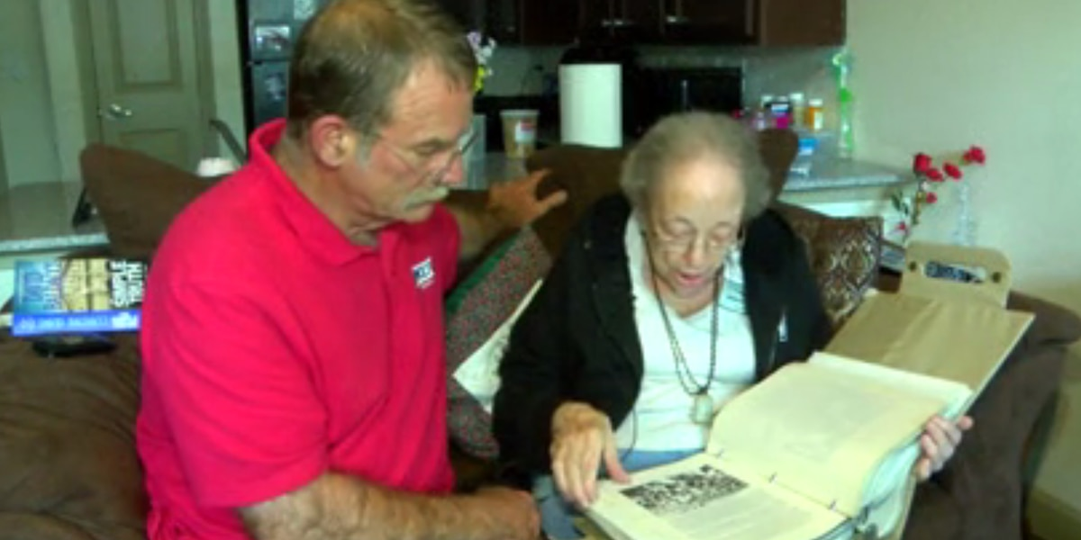 Longview woman still working for veterans issues at 95