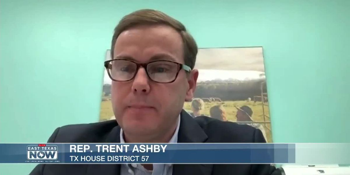 ETN interview with State Rep. Trent Ashby