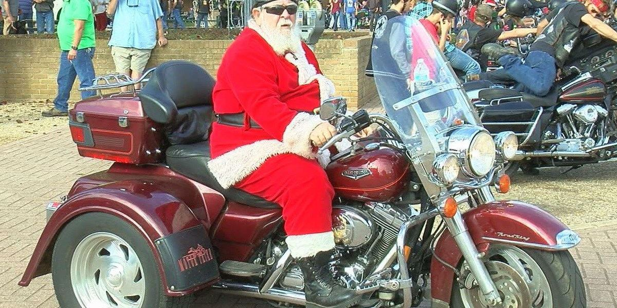 Longriders Motorcycle Club of Tyler gives back