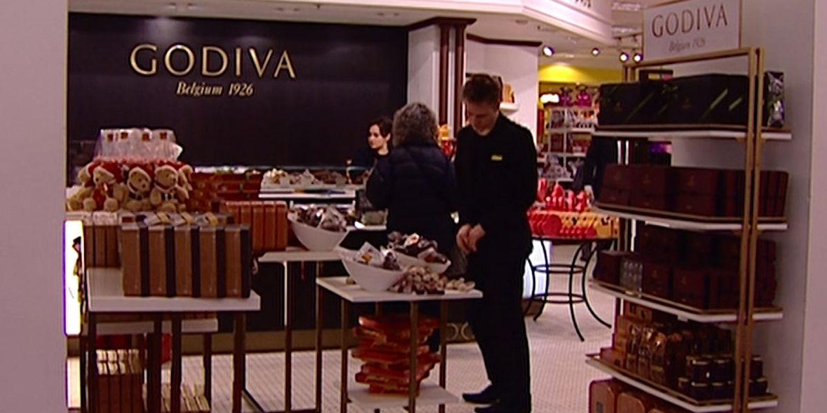 Godiva to close all US stores