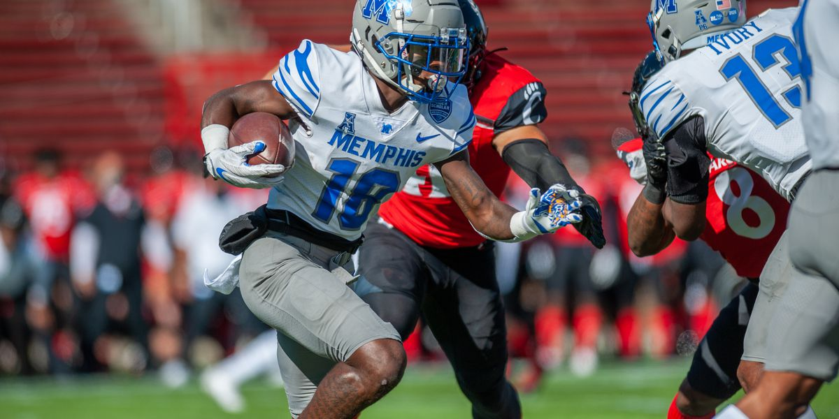 Marshall's Tahj Washington claims All-American status with Memphis Tigers