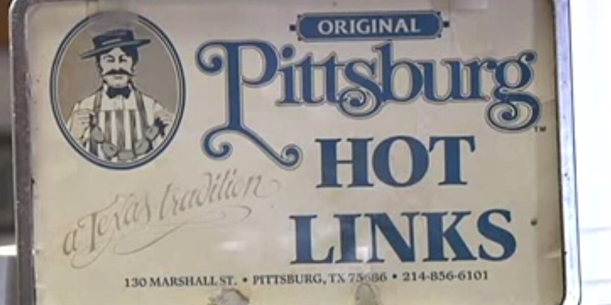 Pittsburg seeks designation as hot link capital of Texas