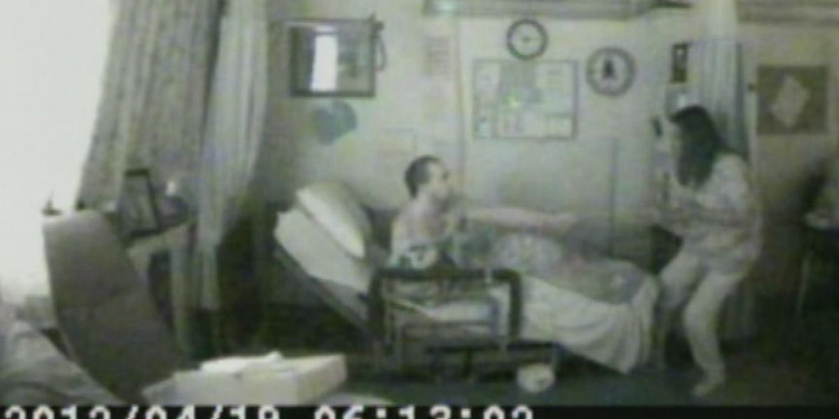 Caught on Camera: Man being abused in AL nursing home