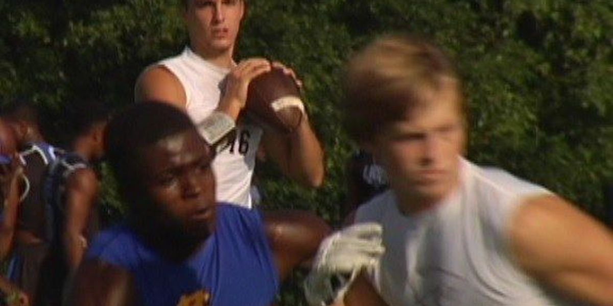 Whitehouse drops 7 on 7 state championship game