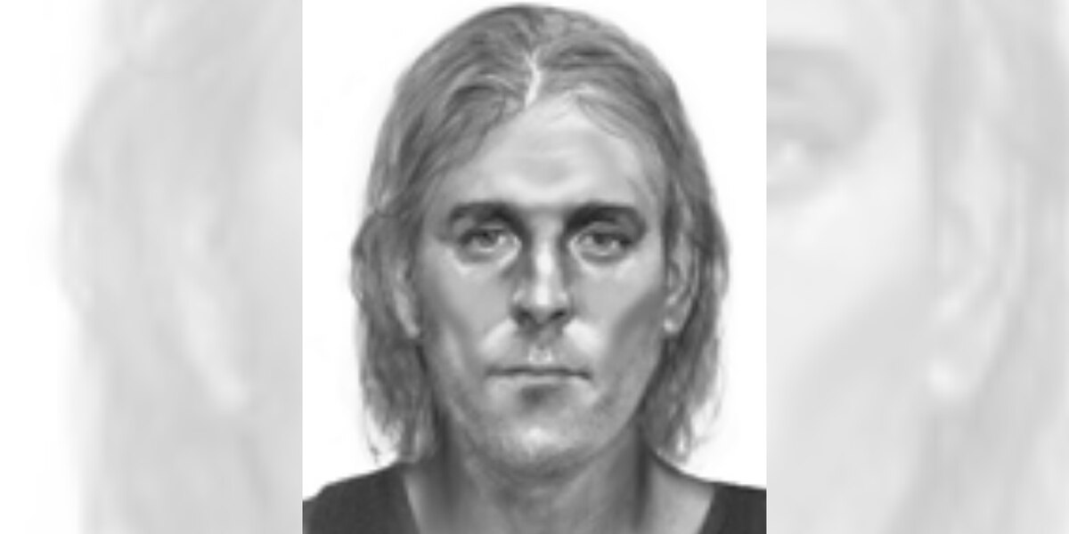 Tyler police release forensic sketch based on skeleton found in 2004